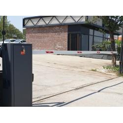 BFT Moovi 30 - 4 Metre Kollu Barrier Set