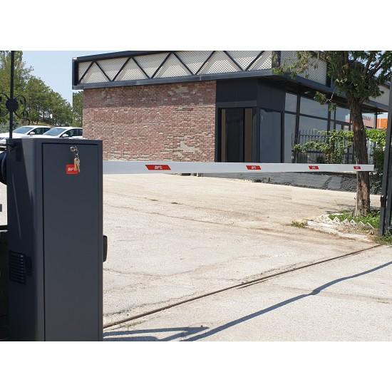 BFT Moovi 60 - 7 Metre Kollu Barrier Set